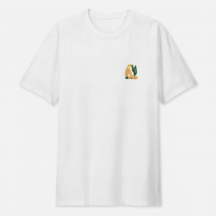 Camiseta Bordada Abaporu