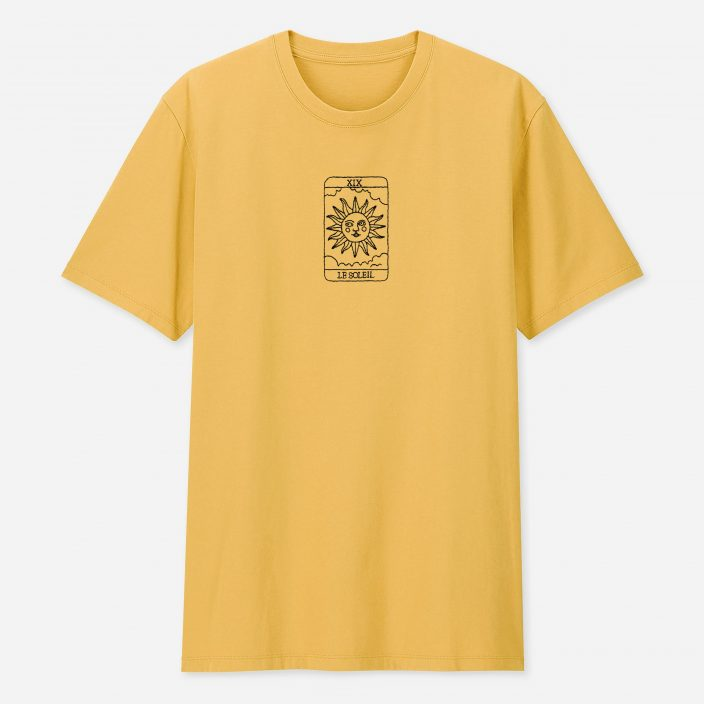 Camiseta Bordada Le Soleil